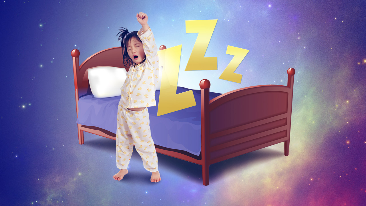Resting clipart night sleep #8