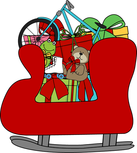 Toy clipart christmas toy #7