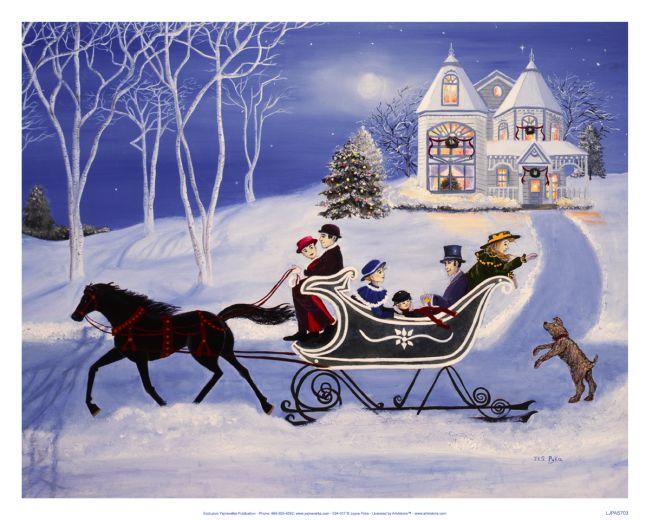 Sleigh clipart one horse open sleigh Sleigh Sleigh Horse photos In