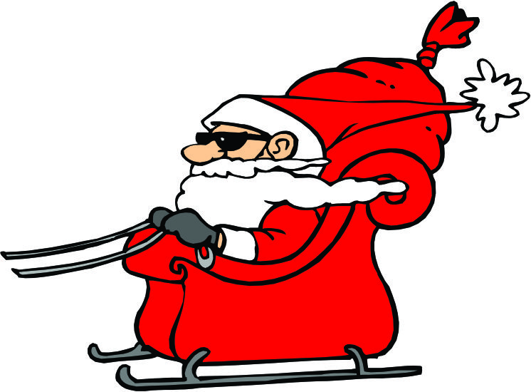 Sleigh clipart santa's slay S Pictures Clip Commute Of