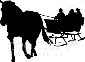 Winter clipart sleigh ride Ride Clipart Sleigh Sleigh Clipart