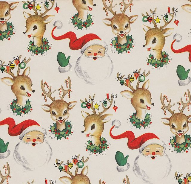 Drawn santa hat tumblr christmas Sleigh collection And Reindeer clipart