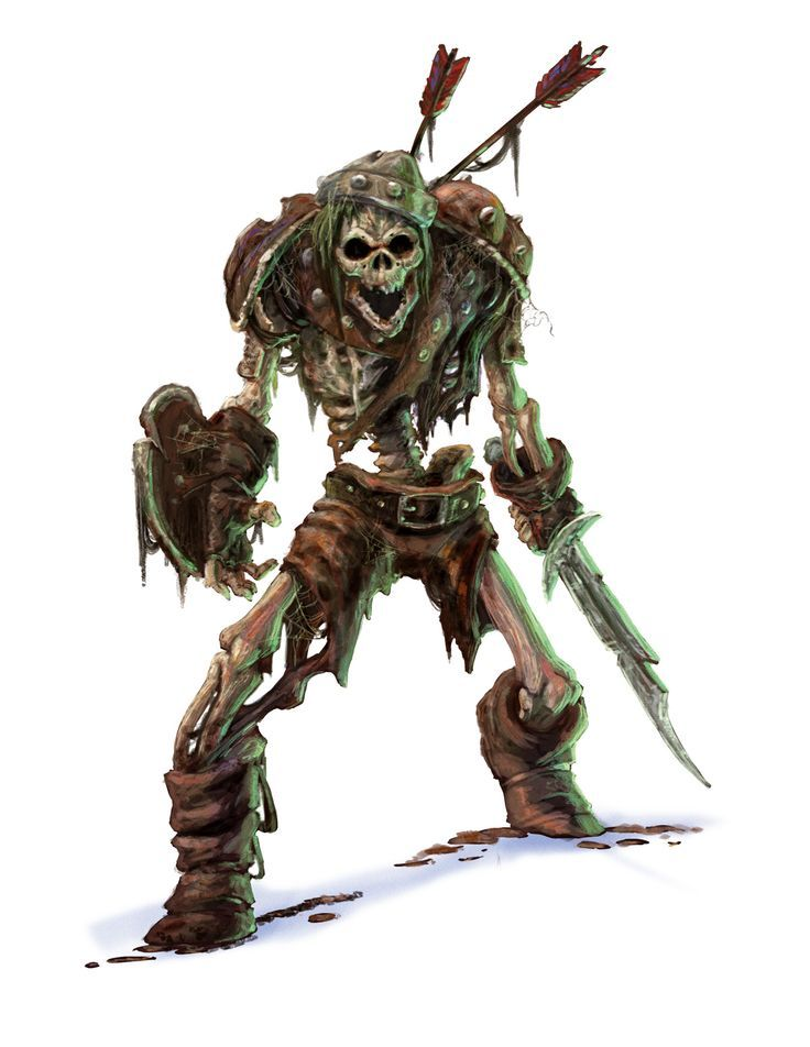Sleleton clipart dungeons and dragon Google Pinterest on images Search