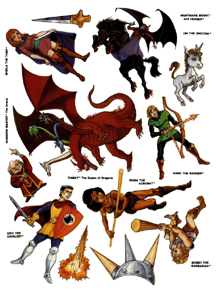 Sleleton clipart dungeons and dragon Dungeons encyclopedia: & (1985) Email