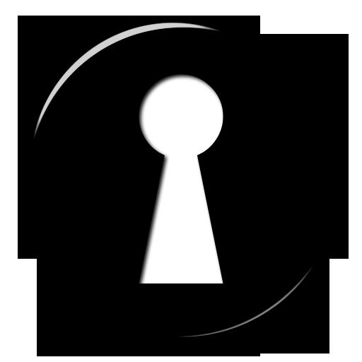 Sleleton clipart keyhole Tags Icon Keyhole Icons #080311