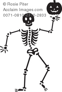 Bones clipart skelton Ribcage photography stock clipart Images