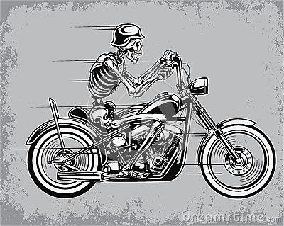 Biker clipart skeleton Flash Google Search tattoo tattoos