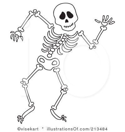 Sleleton clipart sad Art (RF) Free ray Skeleton