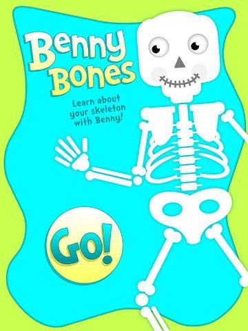 Bones clipart science is fun On skeletal Benny images is