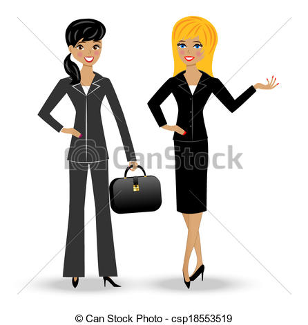 Slender clipart White slender and  Personification