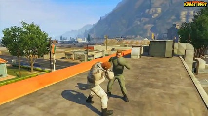 Slender Man clipart gta 5 Online Man Gameplay 5 Moments!