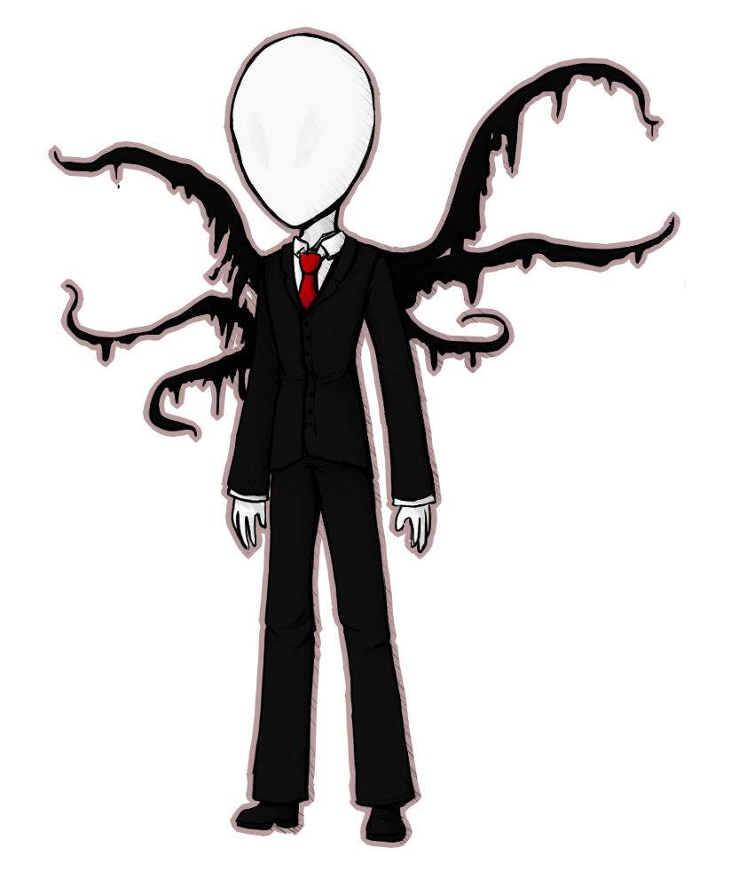 Slender Man clipart hospice Sticker Explore 9 DrPsychoKitty on