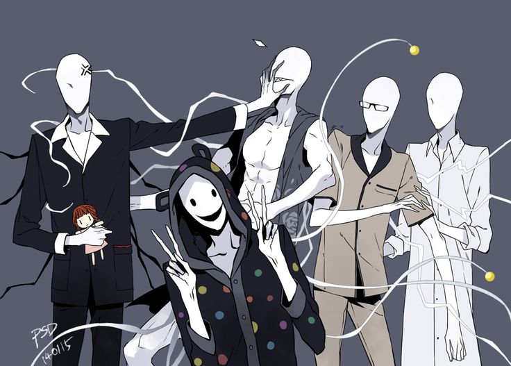 Slender Man clipart hospice More Best Pin Creepypasta Pinterest
