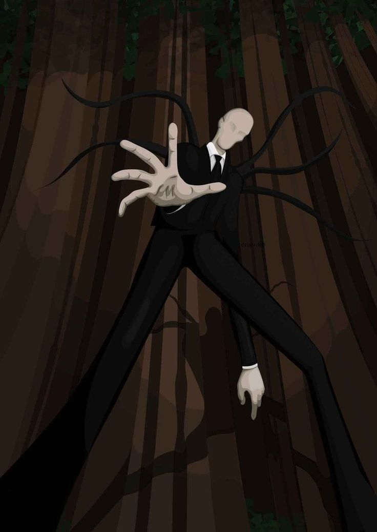 Slender Man clipart hospice Slender on Best wiki man