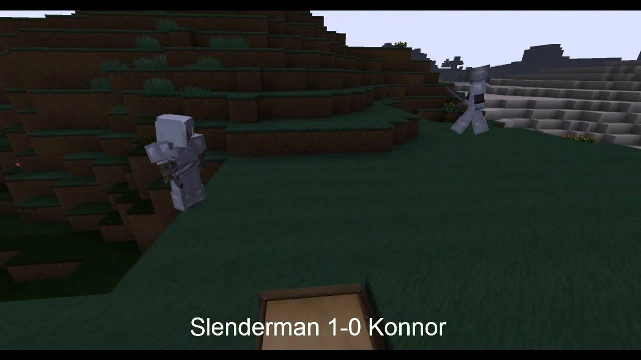 Slender Man clipart minecraft real life Real Slenderman life Life Gallery