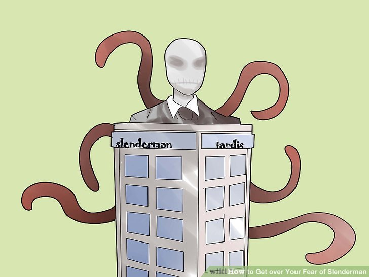Slenderman clipart thin person Get Your Image Your of