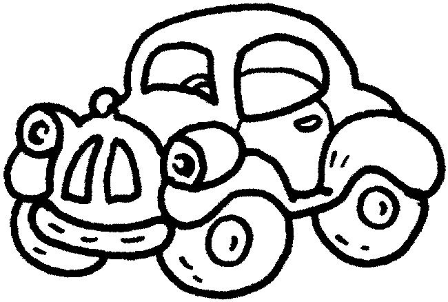 Toy clipart outline #9