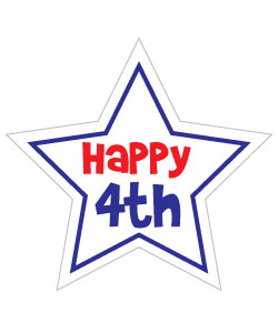 Small clipart 4th july 4th 4th%20of%20july%20star%20clipart Images Clipart July