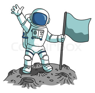 Small clipart astronaut Search Pics Astronaut Drawing the