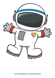 Small clipart astronaut Space Pinterest Room Little Decorations