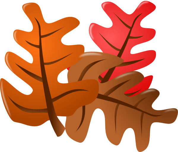 Leaves clipart fall season Small Fall Clip Art Leaves