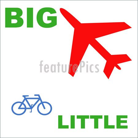 Small clipart big little Collections Big Clipart clipart Clipart