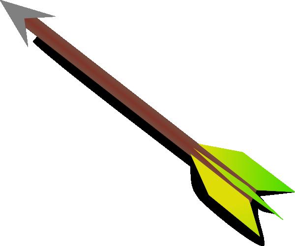 Arch clipart arrow #4