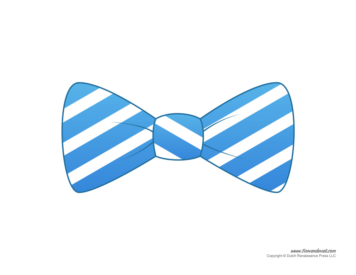 Tie clipart animated Clipart collection Blue Bow tie