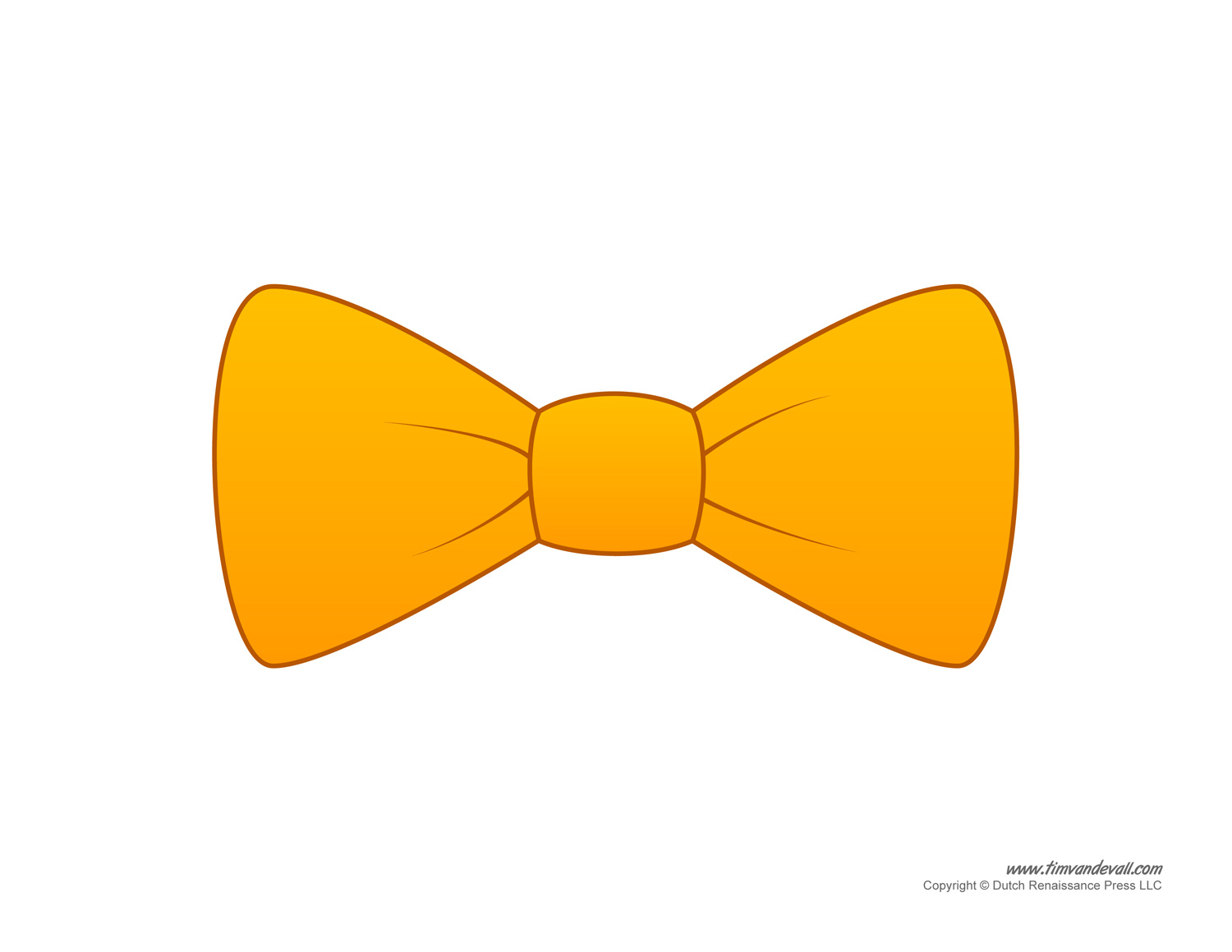 Yellow clipart bowtie Gold Bow Bow Bow Tie