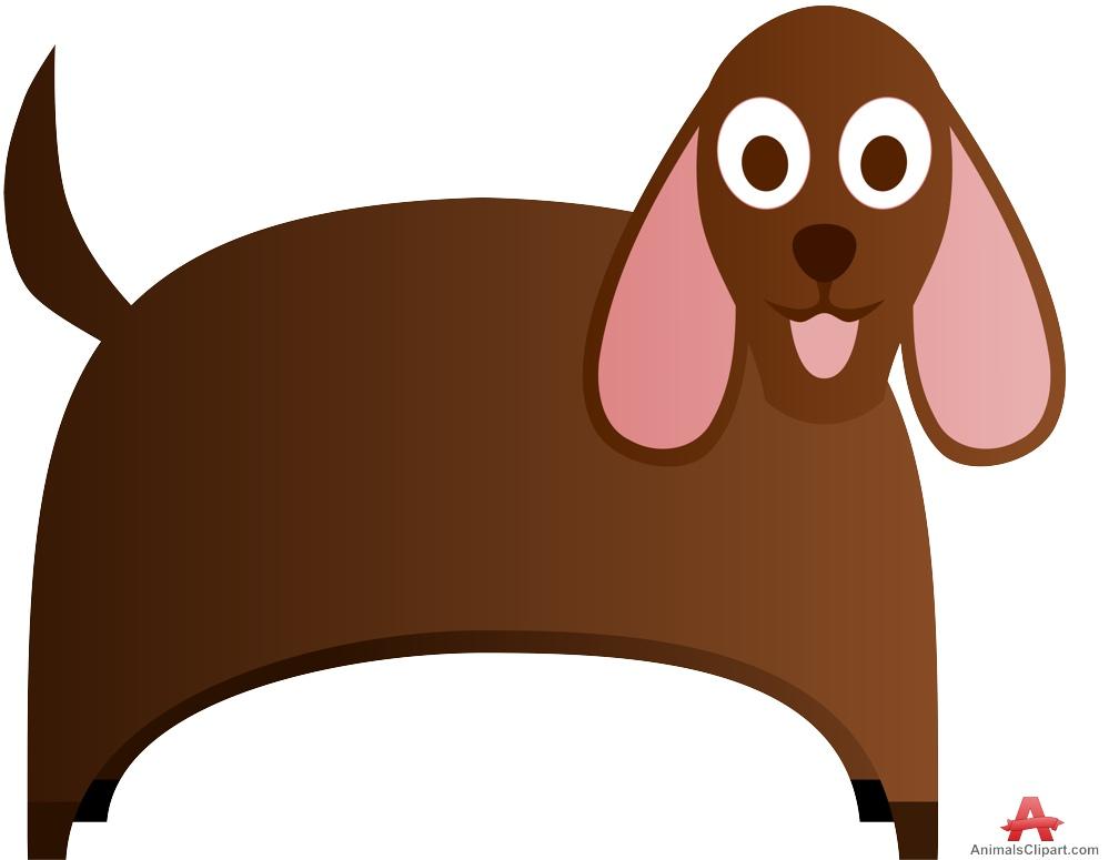Animl clipart brown dog #15