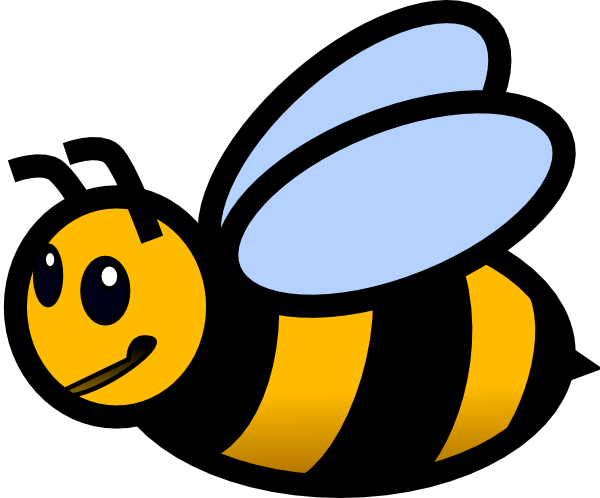 Bees clipart vector Free Free Download  bees