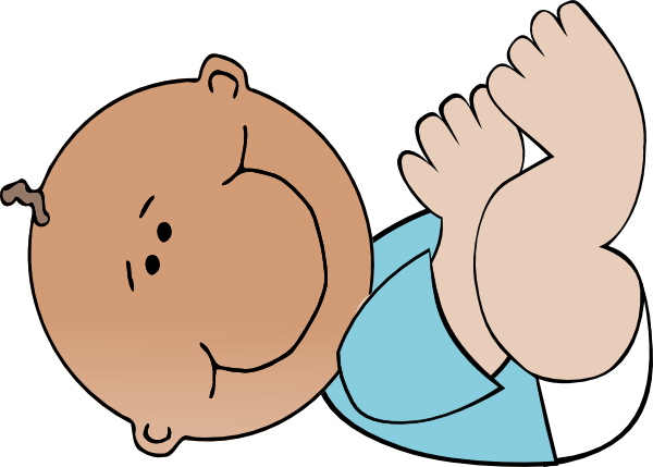 Small clipart cartoon baby Art Baby small com Clker