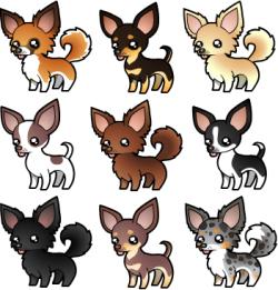 Small clipart chiwawa Cute Tattoo Chihuahua Gifts Gifts