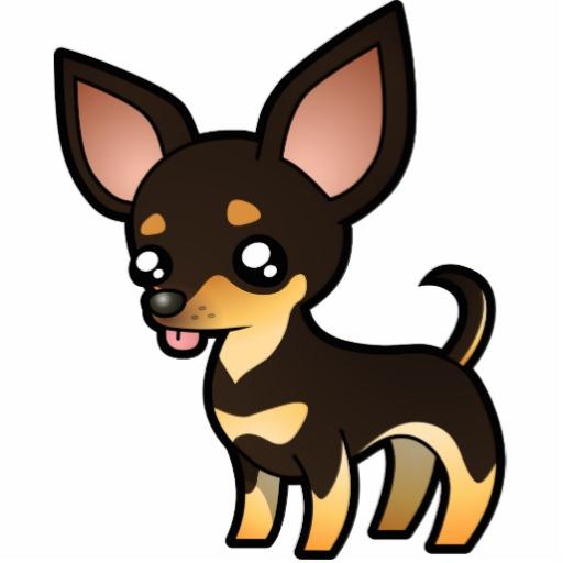 Small clipart chiwawa Cartoon png chihuahua tan