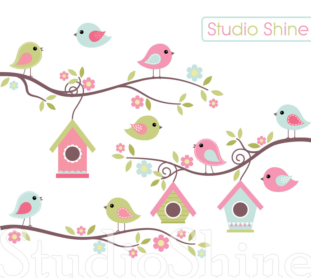 Small clipart cute Home Digital  Commercial Home