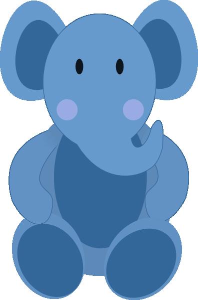 Teddy clipart elephant #1