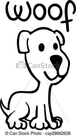 Small clipart funny Of funny small pet Vector