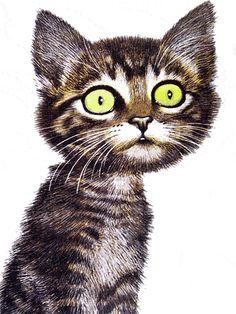 Small clipart funny Clip Clip Cat art Funny