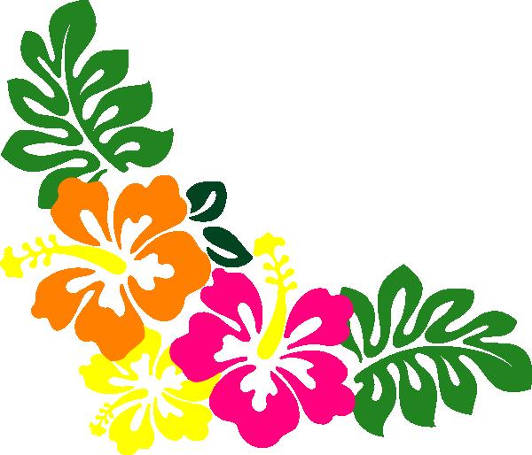 Tropics clipart lei flower #9
