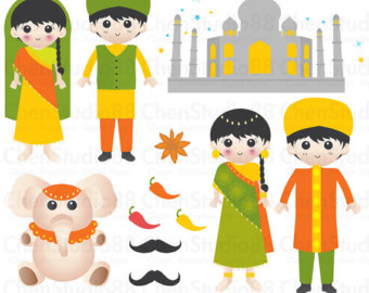 Small clipart indian Included FREE Clipart Indian art