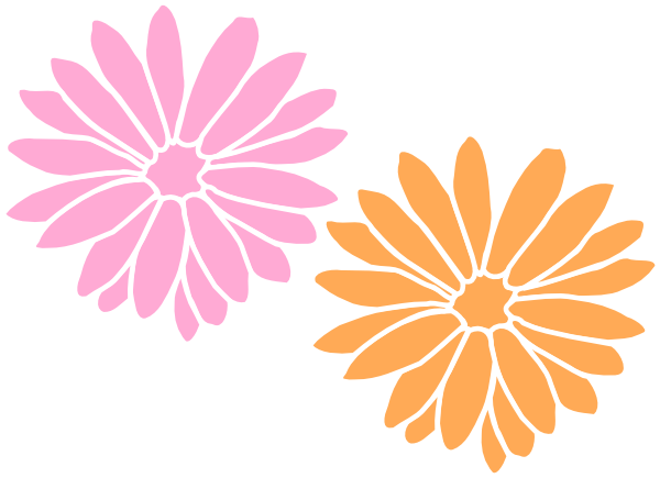 Small clipart light pink  And PNG: Clker ·