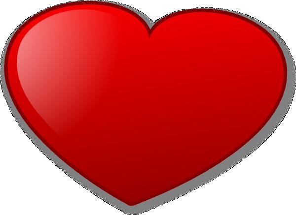 Small clipart love heart Online Art Clip royalty Clker