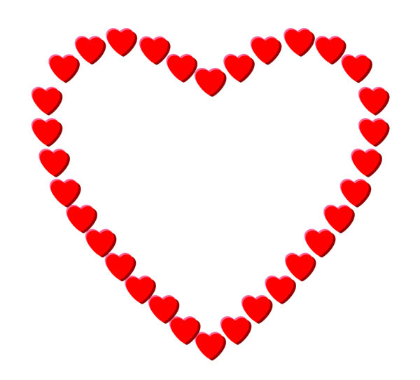 Small clipart love heart Images Panda clipart%20love%20heart Heart Clipart