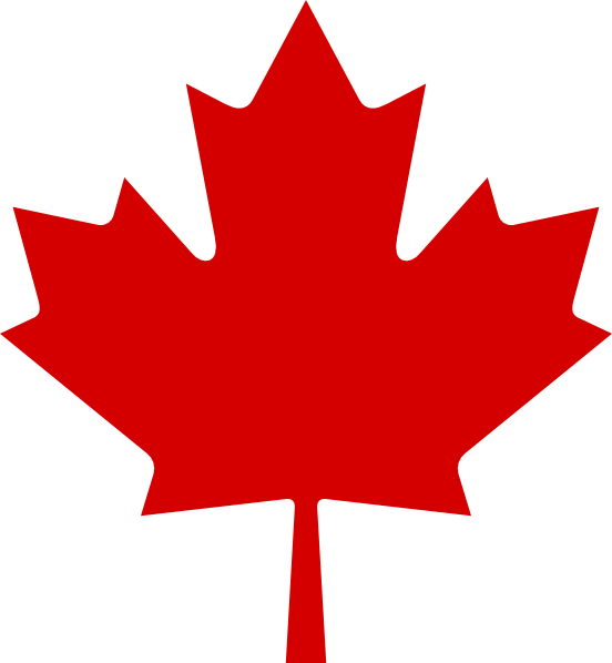 Small clipart maple leaf PNG: Leaf · Clker Art