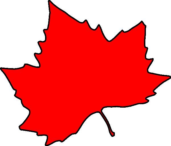 Small clipart maple leaf Clker Maple clip Art Clip