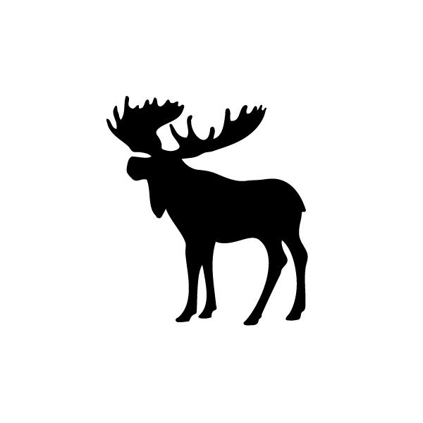 Small clipart moose Best ClipArt Best 25+ Best