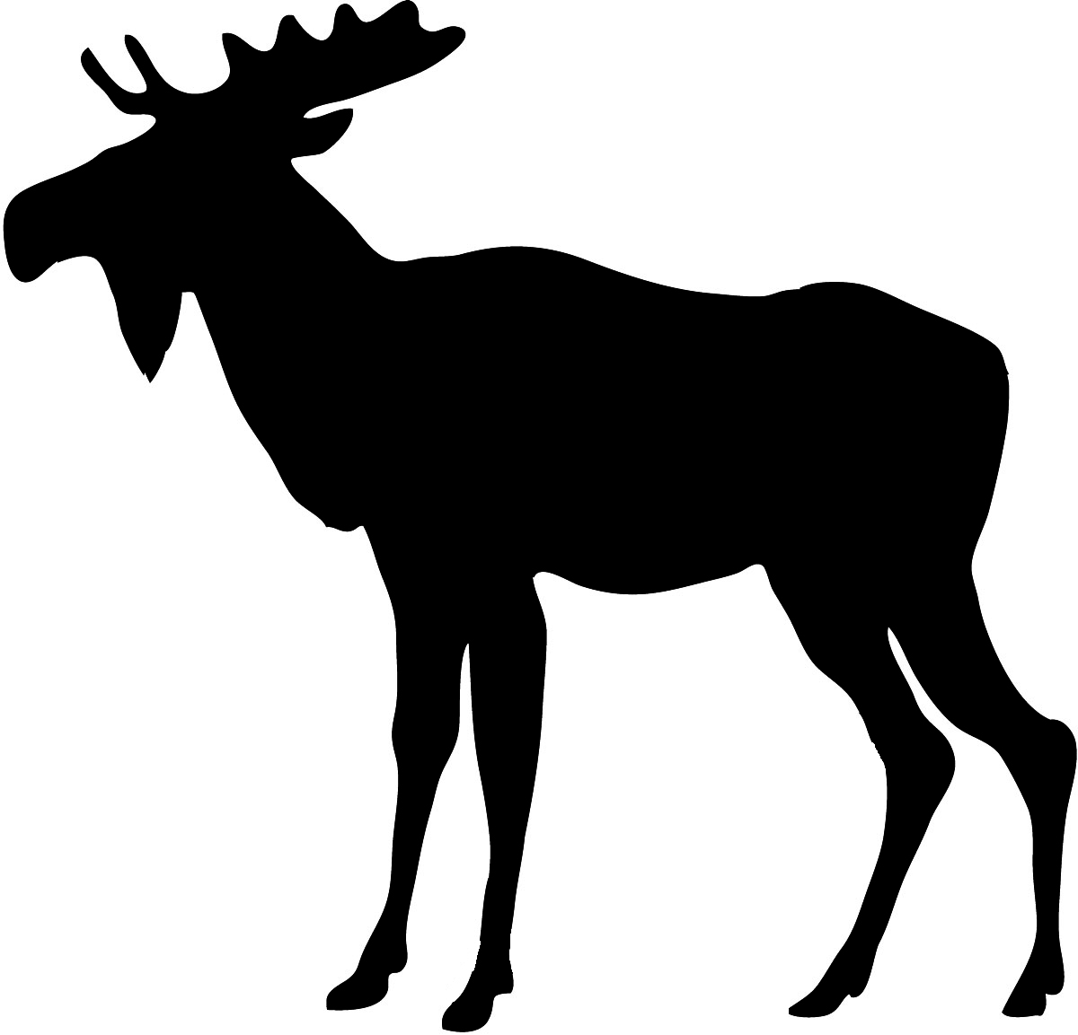 Wildlife clipart silhouette Download Free Cliparts Art