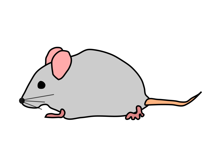 Small China Clipart Mouse Clipart