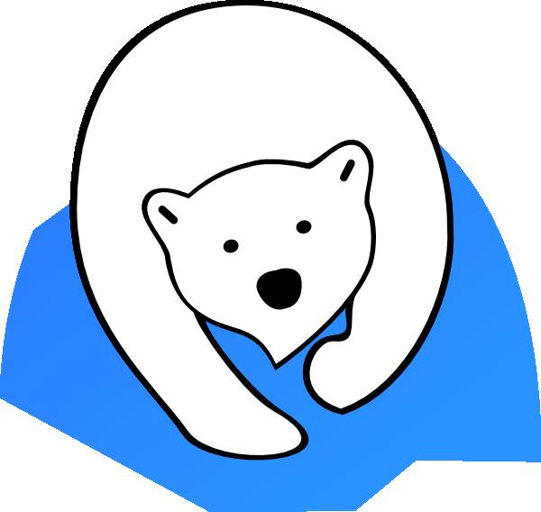Small clipart polar bear Small Bear · Polar com