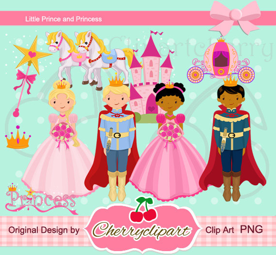 Small clipart prince Little and Clipart and Personal